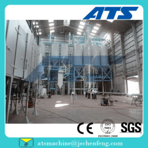 Ce Approved Good Quality 40tons/H Rabbit Feed Processing Plant pictures & photos
