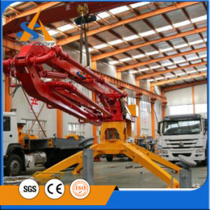 Concrete Placing Boom Used for Concrete Conveying pictures & photos