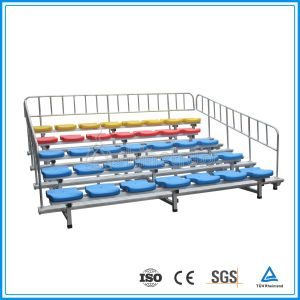 Aluminum Bleacher Used Bleacher Telescopic Bleachers pictures & photos