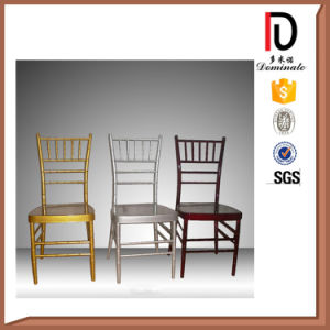 Manufacturing Popular Wedding Event Metal Steel Chiavari Chair (BR-C019) pictures & photos