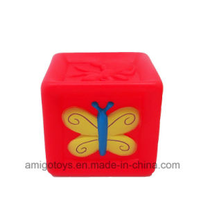 Plastic Block Toys with Different Shapes for Baby pictures & photos