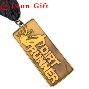 Metal Cut out Shape Enamel Sports Medal for Championships pictures & photos