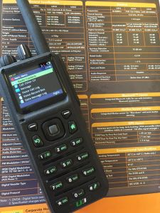 30-88MHz Two Way Radio in P25 Multiple Mode for P25 System with Cap Certification pictures & photos