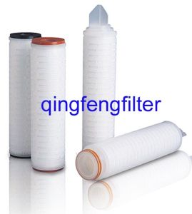 0.2 Micron PP Pleated Filter Cartridge for Water Filtration pictures & photos