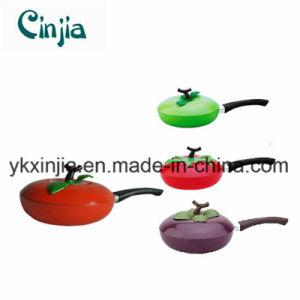 Aluminum Non-Stick Fruit Pot Cookware Set pictures & photos