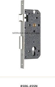 Mortise Door Lock/Lock Body/Lock (8506-45SN) pictures & photos