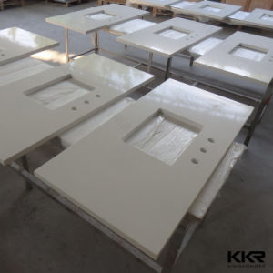 Kkr 700mm Artificial Stone Vanity Tops pictures & photos