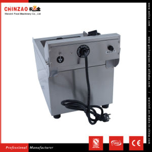10L Single Tank Industrial Electric Deep Fat Fryer for Sale pictures & photos