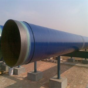 3PE Insulation and Anti-Corrosion Pipe pictures & photos