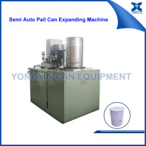 Semi-Automatic  10-25L  Paint  Can  Making Machine Manufacturer pictures & photos