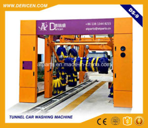 Dericen Ds9 Tunnel Car Wash Equipment Prices with Energy Saving System pictures & photos