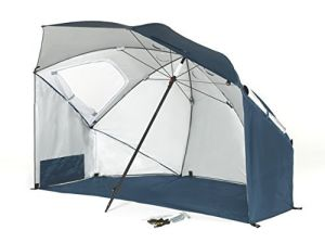 Sport-Brella Plus Sun Shelter, Midnight Blue by Sport-Brella