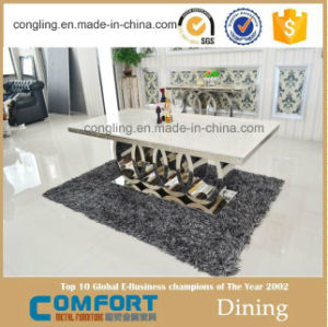 2016 New Design Luxury Dining Table Furniturea8082 pictures & photos
