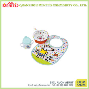 Top Grade EU Standard BPA Free Kids Dinnerware pictures & photos