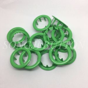 2017 New Design Ring Snap Button Garment Accessories Four Parts Painting Ring Snap Fasteners pictures & photos