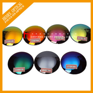 Tinted Purple Coating Sunlens pictures & photos