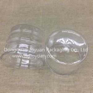 Pet Plastic Container Easy Open Can D126*H100mm pictures & photos