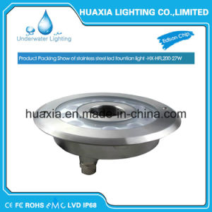 27W/36W LED Underwater fountain Light pictures & photos