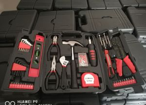 Hot Sale-93PCS Professional Mechanical Tool Kit (FY1093B1) pictures & photos