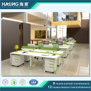 Office Furniture Simple Design Workstation for 4 Seater pictures & photos