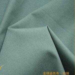 21s*21s Weight: 160-170G/M2 Cotton Plain Canvas Uniform Fabric for Jacket pictures & photos