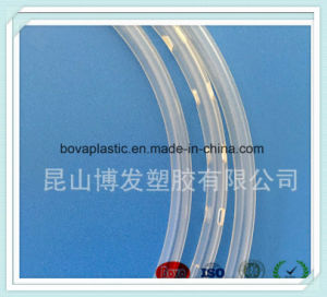 China Supplier Medical Extrusion Tube with Punching pictures & photos