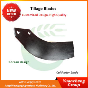 Korean Popular Tiller Blade Farm Rotary Tiller Blade Best Quality in China pictures & photos