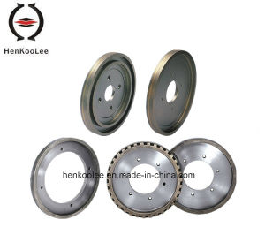 Diamond Tools for Continuous Rim Wet Grinding Wheel pictures & photos