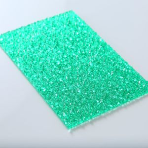 100% Lexan Colorful Polycarbonate Sheet Hollow Sheet Solid Sheet Corrugated Sheet pictures & photos