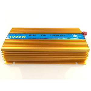Gti-1000W-18V-110V/220V-G 10.8-2VDC Input 220VAC Output 1000W on Grid Tie Inverter pictures & photos