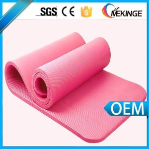Health and Harmless Design NBR Yoga Mat Washable Yoga Mat pictures & photos