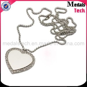 Heart Shape Custom Metal Wholesale Pet Tag pictures & photos
