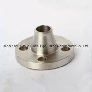 Alloy Steel Weld Neck Flange pictures & photos