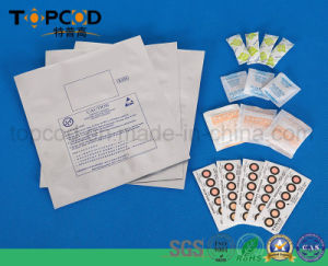Transparent Zipper PE Bag for Components Packaging pictures & photos
