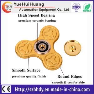 Hot Selling Fidget Spinner Hand Metal Tri Finger Spinner pictures & photos