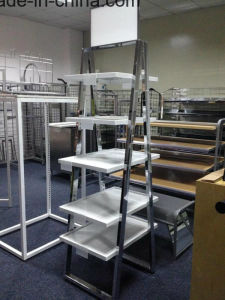 Metal Retail Wire Show Garment/Clothing Display Rack pictures & photos