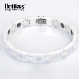 Fashion Style White Color Ceramic Bracelet for Best Gift (10073) pictures & photos