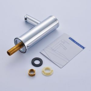 FLG Bathroom Vessel Auto Sensor Water Basin Tap pictures & photos