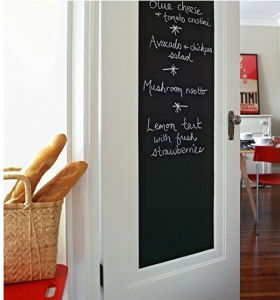 Sticky Back Chalkboard Contact Paper for Home or Office pictures & photos