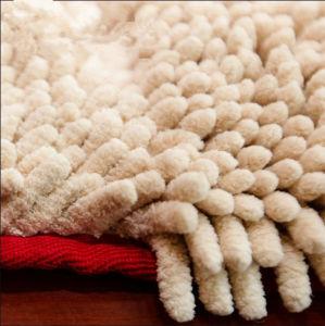 High Pile Microfiber Soft Bathroom Mat pictures & photos