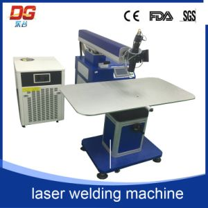 400W Advertising Laser Welding Machine for Display pictures & photos