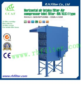 Horizontal Cartridge Dust Collector for Industrial Air Cleaning pictures & photos