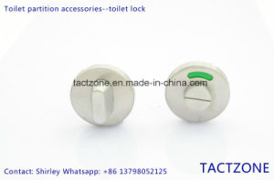Best Quality Toilet Cubicle Partition Accessories Fittings Lock pictures & photos