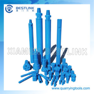 Hr110 and CIR90 Low Air Pressure DTH Hammer Drill Bits pictures & photos