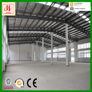 China Low Price Fast Construction Steel Structure Industrial Workshop pictures & photos