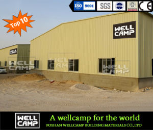 Wellcamp Wind Resistant Metal Workshop pictures & photos