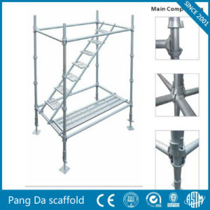 China Hot DIP Galvanized European Style Frame Scaffolding pictures & photos