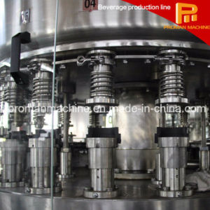 2017 Aluminum Can Carbonated Beverage Filling and Sealing Machine pictures & photos