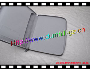A5 Size PU Notebook Folder with Zip Around From Guangzhou Factory pictures & photos