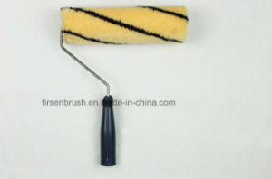Polyester Paint Roller with Black Plastic Handle pictures & photos